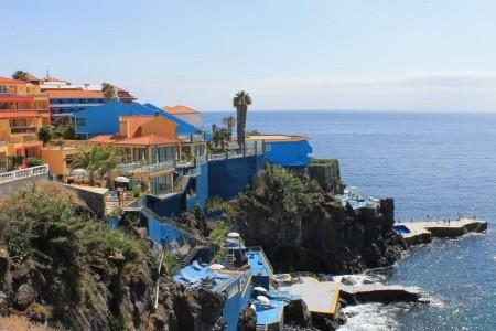 Cais Da Oliveira - Madeira se snídaní v srpnu