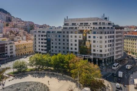 Hotel Mundial - Dovolená v Portugalsku 2021/2022 - Portugalsko 2021/2022