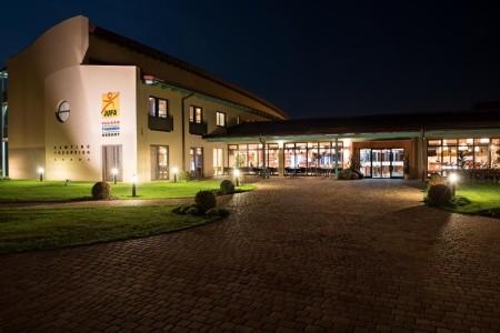 Jufa Vulkan Thermen Resort Celldőmőlk
