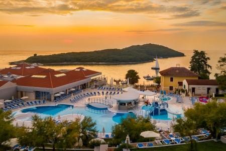 Belvedere Resort, Chorvatsko, Istrie