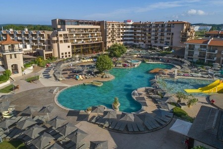 Bulharsko Obzor Hvd Club Hotel Miramar 8 dňový pobyt All Inclusive Letecky Letisko: Bratislava júl 2021 (28/07/21- 4/08/21)