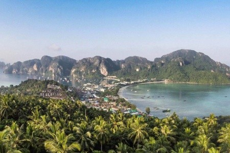 Phi Phi Island Village, Phi Phi, Katathani Resort, Phuket - Pláž Kata, Layana Resort, Ko Lanta