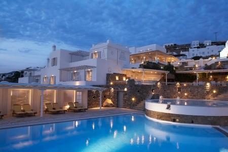 Porto Mykonos - Řecko v září