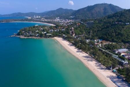 Kata Palm Resort & Spa, Phuket - Pláž Kata, Rayaburi Racha I - Bangkok - Thajsko