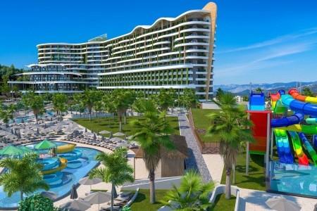 Mylome Luxury Hotel & Resort - Turecká Riviéra - Turecko