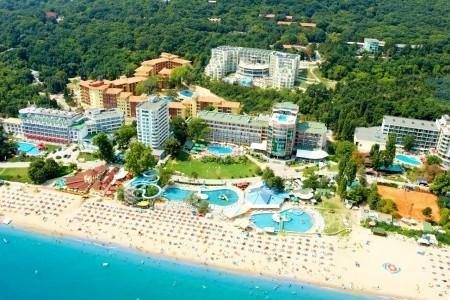 Park Golden Beach, Bulharsko, Zlaté Písky
