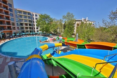 Prestige & Aquapark, Bulharsko, Zlaté Písky