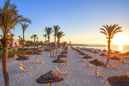 Seabel Aladin Djerba - Tunisko v srpnu - First Minute
