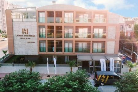 Laren Seaside Hotel & Spa (Ex. Business) - Turecko letecky z Vídně All Inclusive