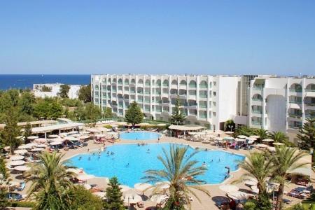 El Mouradi Palace - Port el Kantaoui - Tunisko
