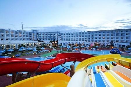 Palmyra Holiday Resort - Tunisko v květnu