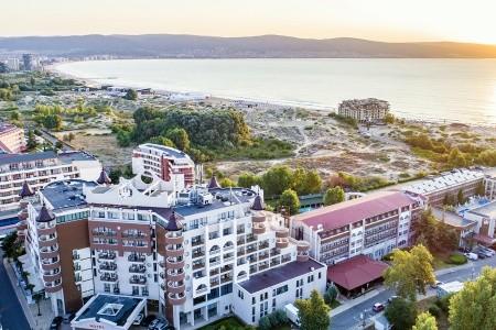 Imperial Resort, Bulharsko, Slunečné Pobřeží