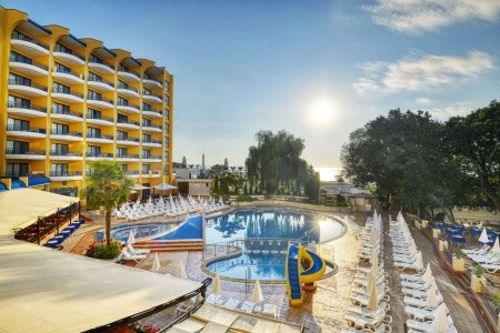 Grifid Hotel Arabella - Hotely