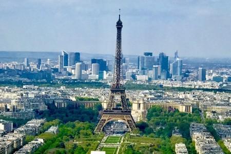 Tajemství Paříže - Letecky - Francie bez stravy