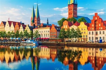Nemecko - mestá Hanzy 2021 - Autobusem