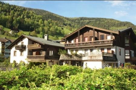 Apartmány Alpenlandhof - v říjnu