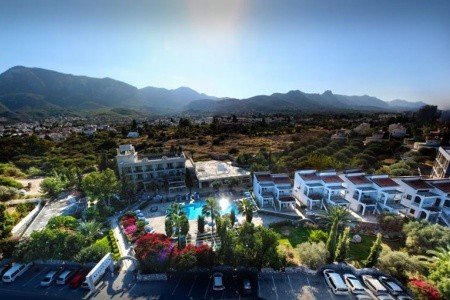 Altinkaya Resort - Severní Kypr na jaře - Kypr