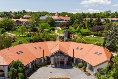 Kolping Spa & Family Resort - Maďarsko v říjnu - recenze