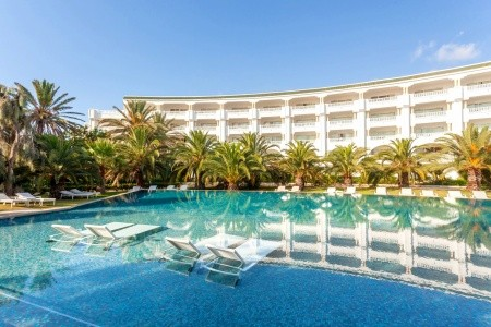 Tui Blue Oceana Suites - Hammamet - Tunisko