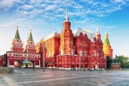 Dovolená Rusko 2022 - Ubytování od 24.6.2022 do 30.6.2022