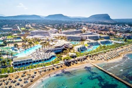 Lyttos Beach - Řecko v srpnu