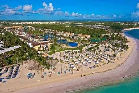 Ocean Blue & Sand - Dominikánská republika letecky