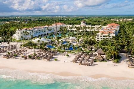 Iberostar Grand Hotel Bavaro - Dominikánská republika v prosinci
