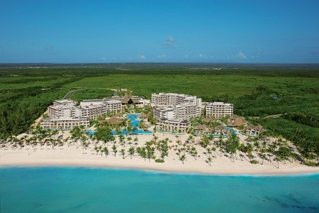 Secrets Cap Cana Resort & Spa - Dominikánská republika v říjnu