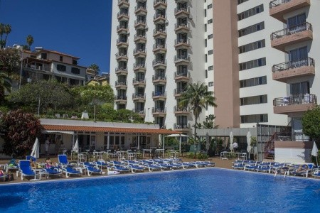 Aparthotel Dorisol Mimosa - Madeira v červenci - apartmány