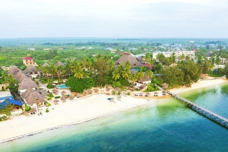 Paradise Beach Resort - Zanzibar na podzim