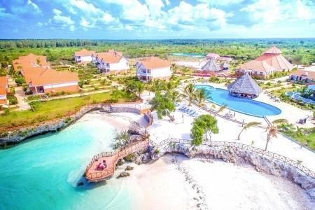Azao Resort & Spa - Pingwe - slevy - Zanzibar