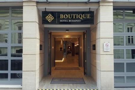 Boutique Hotel Budapest - Maďarsko autem - dovolená