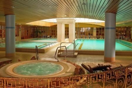 The Aquincum Hotel Budapest - v listopadu