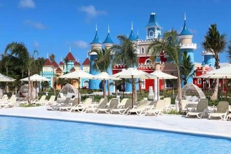 Fantasia Bahia Principe Punta Cana - Punta Cana v únoru - Dominikánská republika