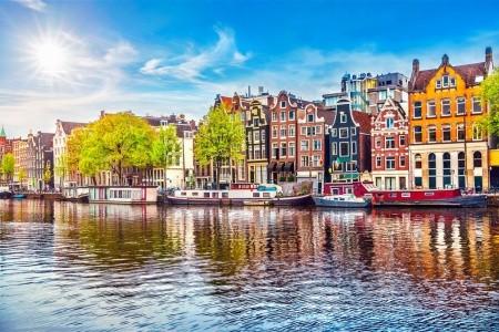 Malý výlet po Holandsku s ochutnávkou sýrů Snídaně