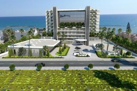 Radisson Beach Resort Larnaca Polopenze