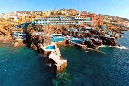 27145832 - Madeira s Čedokem na týden za 14990 Kč - 3* hotel s polopenzí