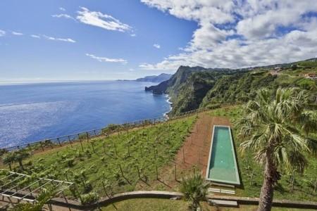 Quinta Do Furao - Madeira se snídaní v srpnu