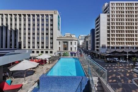 Holiday Inn Cape Town Snídaně