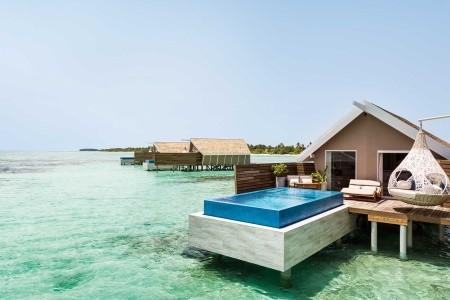 Lux South Ari Atoll Resort & Villas (Ex. Lux Maldives) - Maledivy s polopenzí v listopadu