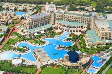 Spice Hotel & Spa - Turecko v listopadu