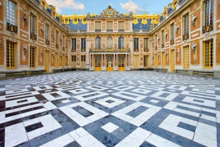 Paříž a Versailles - Super Last Minute