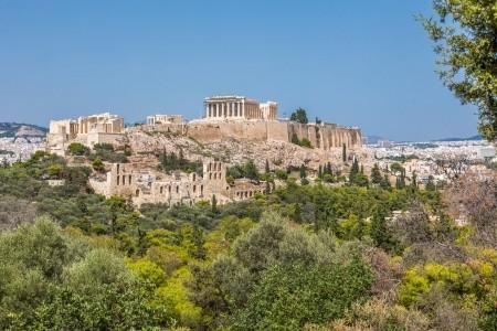Atény letecky - Dovolená Athény 2021