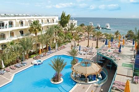 Nejlevnější Hurghada v srpnu - Egypt