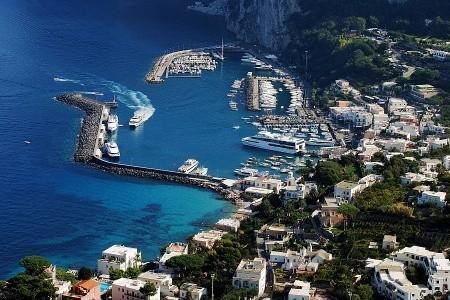 To Nejlepší Z Neapole + Pompeje + Capri (Letecky Z Prahy)