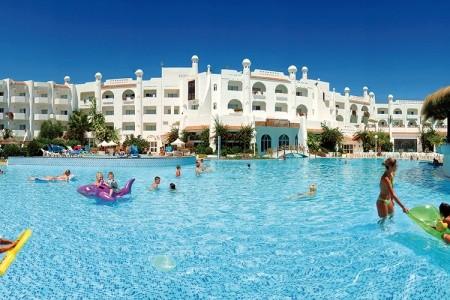 Hammamet Garden Resort & Spa - Hammamet - Tunisko