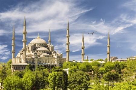 TURECKO - ISTANBUL – BRÁNA ORIENTU - v dubnu