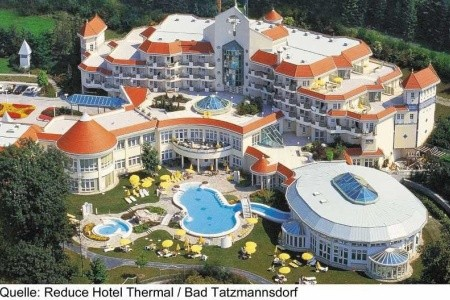 Reduce Plus - Hotel Thermal Bad Tatzmannsdorf (Bad Tatzmanns - Burgenland - Rakousko