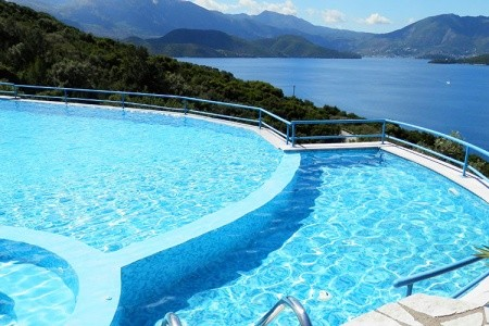 Esperides Resort (Meganisi) - Řecko v září