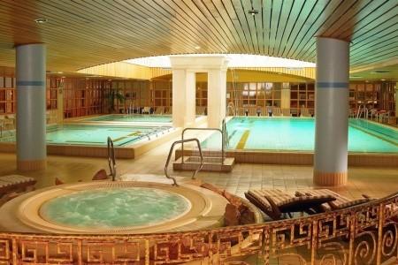 The Aquincum Hotel Budapest - v únoru